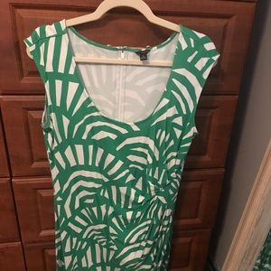 Ann Taylor knit summer dress